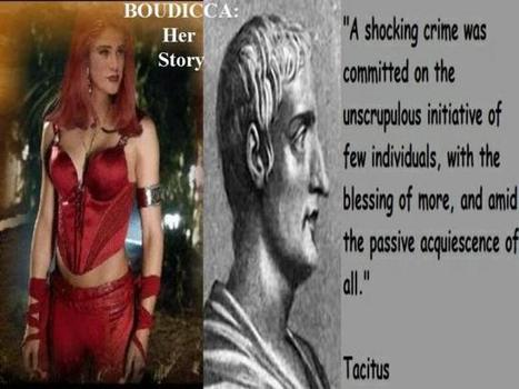 Boudicca: Her Story (A Woman's Book Every Man ShouldRead)   UnConference: The Conference That's Not A Conference   Scoop.it