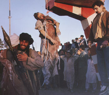Former Afghanistan President Najibullah and his brother tortured and murdered by the Taliban | A Thousand Splendid Suns - Afghanistan | Scoop.it