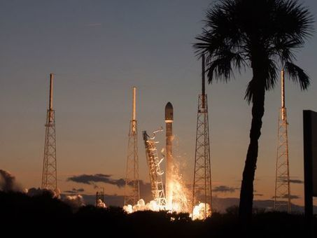 SpaceX targeting Feb. 24 Falcon 9 launch of SES-9 | The NewSpace Daily | Scoop.it