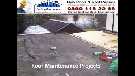 Ballman Roofing Contractors Kent - YouTube | Building and Construction | Scoop.it