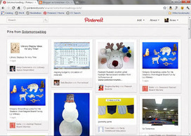 Pinterest for Librarians ~ so tomorrow | School Librarian In Action @ Scoop It! | Scoop.it