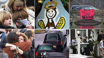 As burials from Sandy Hook begin, Lehigh Valley schools offer comfort and stepped-up security   What's Happening in the Lehigh Valley   Scoop.it