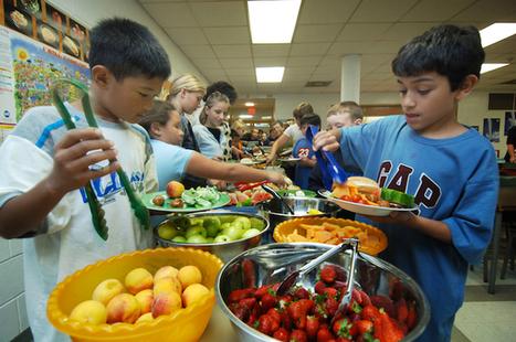 Op-Ed: No More Excuses—School Food Must Be Good Food   Dieting and Nutrition   Scoop.it