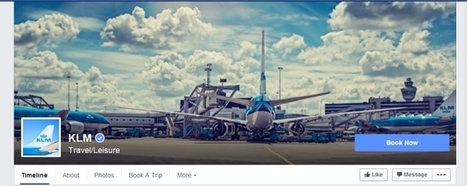 KLM confirms Facebook Messenger play | eT-Marketing - Digital world for Tourism | Scoop.it