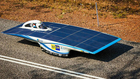 Solar cars turn 'toaster power' into high-speed adventure - CNN.com | CleanTech | Scoop.it