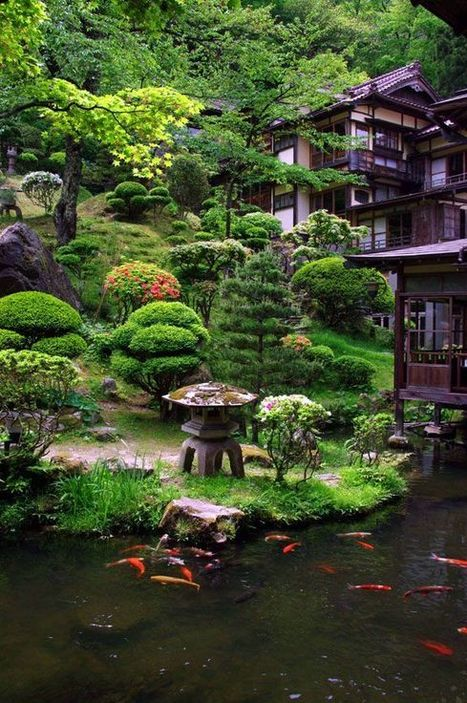 Japanese garden - Gardening Life Today | Japanese Gardens | Scoop.it