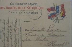 Le français écrit des Poilus peu lettrés (1914-1918) | Rhit Genealogie | Scoop.it