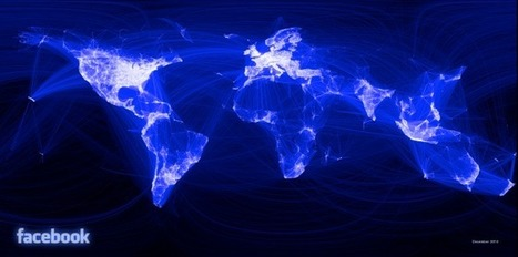 Facebook Study: It's a Small(er) World After All | Wired Business | Wired.com | Articles du cours Entreprise 2.0 | Scoop.it