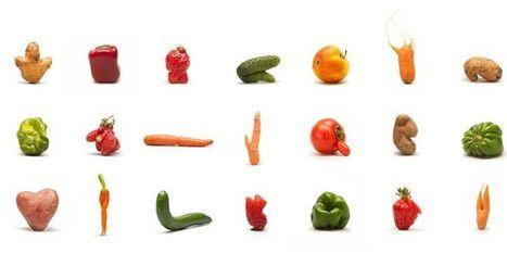 Cette start-up lutte contre le gaspillage en sauvant les fruits et légumes moches | Pour une autre manière de consommer | Scoop.it