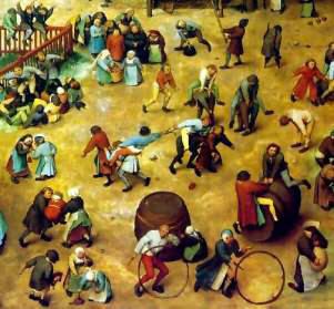 Sport, spel en speelgoed in de Middeleeuwen | Kunst en Cultuur: Geschiedenis | Leven in de Middeleeuwen | Scoop.it