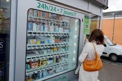 Périgueux : une pharmacie installe un distributeur automatique d'un ... - Sud Ouest | De la E santé...à la E pharmacie..y a qu'un pas (en fait plusieurs)... | Scoop.it