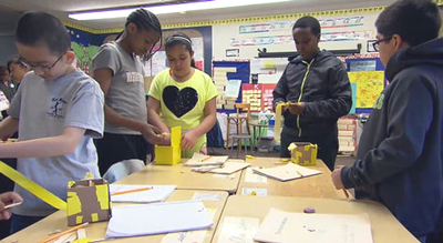 Is Every Kid A Born Engineer? [Tch This Week] | STEM Curriculum | Scoop.it