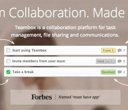 Teambox, la startup española que quiere plantar cara a Dropbox y Google Drive - Antenna3.com | BP | Scoop.it