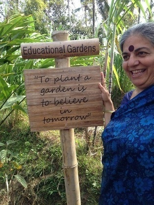 Gunning for Vandana Shiva | The future of food health and agriculture | Scoop.it