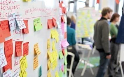 Innovation : connaissez-vous le Design Thinking ? | Emploi - Compétences - RH | Scoop.it