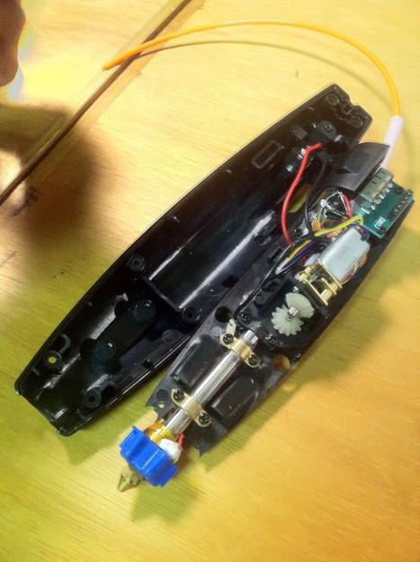 Le stylo 3D 3Doodler et une commande numérique | Open-Making | Scoop.it