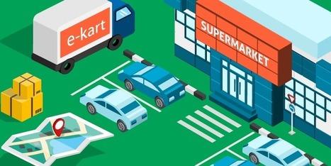 Flipkart's logistics arm Ekart unveils alternative delivery model | Finance, Economics and Management | Scoop.it