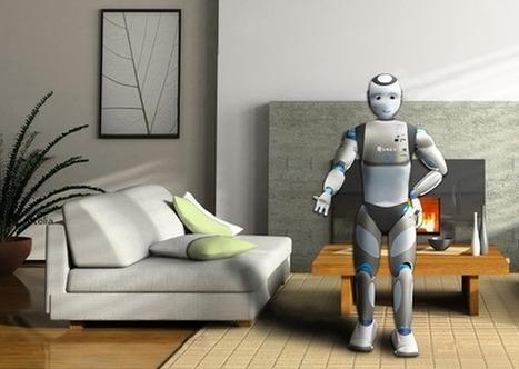 Ces robots qui veillent sur les seniors | Veille Techno et Banques | Scoop.it