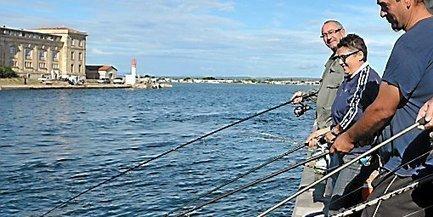 Pêche : l'heure du loup a sonné à Sète - Midi Libre | Séjours nature dans le Sud de la France: Garrigue et Calanques | Scoop.it
