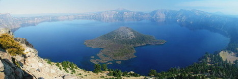 CraterLake Pano Resize | Awesome Photography | Scoop.it