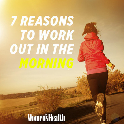 7 Reasons to Work Out in the Morning | Fitness | Scoop.it
