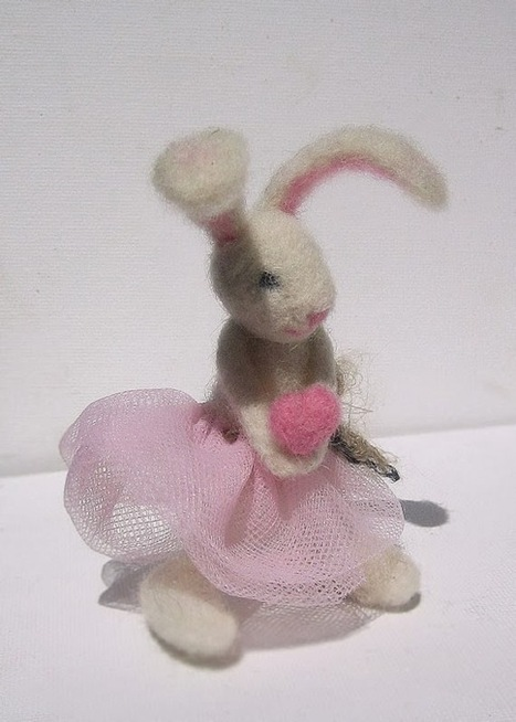 Green Dot Creations: Easter Offers on Ebay: Bid now and save money on beautiful items! | Needle felting art by Green Dot Creations' Studio! | Scoop.it