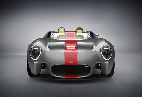 Jannarelly Roadster | Stuff we drool about... | Scoop.it