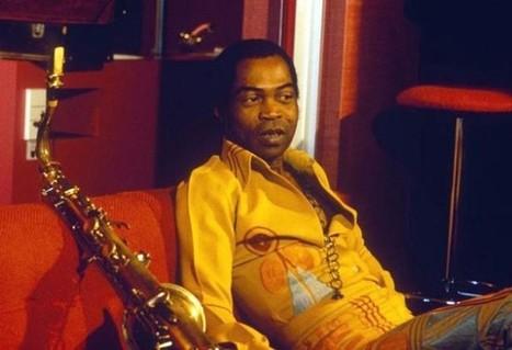 Fela Kuti's Discography Uploaded To Bandcamp | Ad Hoc | Kiosque du monde : Afrique | Scoop.it