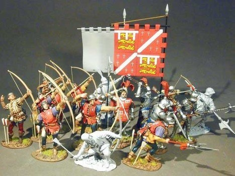 New Releases For September 2016 -- The Wars Of The Roses 1455-1487 | Military Miniatures H.Q. | Scoop.it