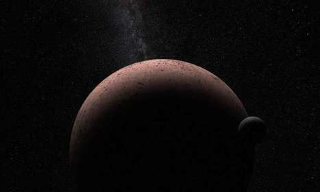 Hubble discovers moon orbiting the dwarf planet Makemake | Amazing Science | Scoop.it