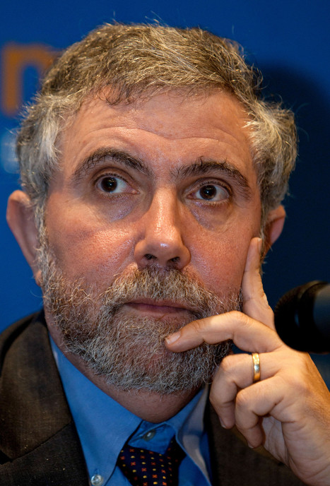 Krugman Slams Harvard Economist's Defense Of The 1 Percent | Dropout Prevention, Poverty  and Disproportionality | Scoop.it