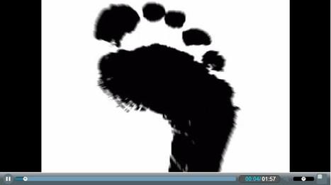 The Digital Footprint Animation [Video]   Leader of Pedagogy   Scoop.it