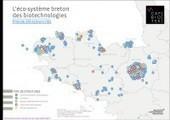 L'éco-système breton des biotechnologies cartographié - CAPBIOTE | biotechnologies marines | Scoop.it