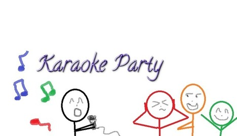 Music Fun: Sing Your Heart Out With Karaoke Party | Online Entertainment | Scoop.it