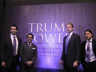 Donald Trump to build high rise tower in Manila | Philippine Sentinel | One of the Secret of Life is to Make Steeping Stones out of Stumble Blocks | Scoop.it