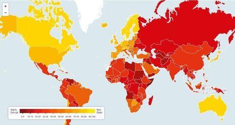 World Corruption Index 2014 | OneEurope | Scoop.it