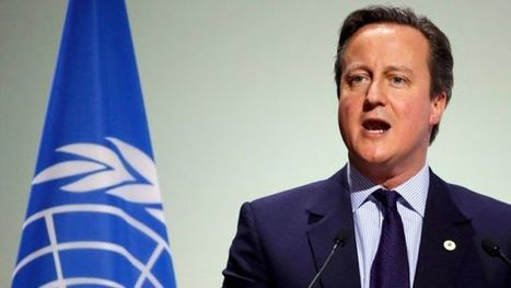 COP21: 'What will we tell our grandchildren?' - Cameron | Climate Agreement News | Scoop.it
