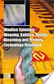Woollen Spinning, Weaving, Knitting, Dyeing, Bleaching and Printing Technology Handbook | Venay Magen | Scoop.it