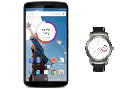 Google Fit now tracks your calories, distance, and throws in a custom watch face | Business Video Directory | Scoop.it