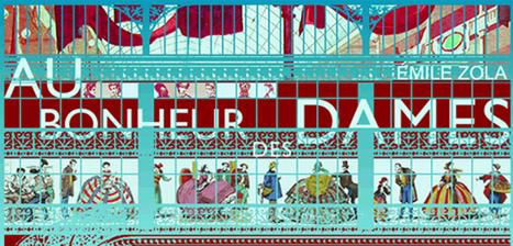 """Après Candide, la BnF publie, une édition enrichie du Bonheur des Dames de Zola. """"Lire, explorer, partager"""" #PNFlettres2015   Liseuses, ebook, lecture et education   Scoop.it"""