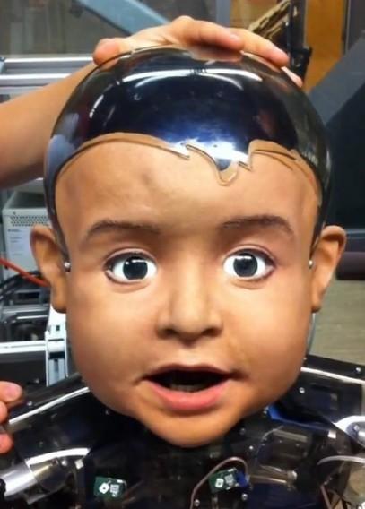 Diego San, le bébé robot au visage expressif   Une nouvelle civilisation de Robots   Scoop.it