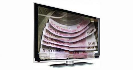 Publicité en 2012 : La télé mène la danse mais le net explose | CB News | Actus de la communication. | Scoop.it