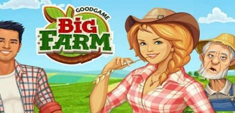 Goodgame Big Farm | MMOnline Oyunlar | Scoop.it