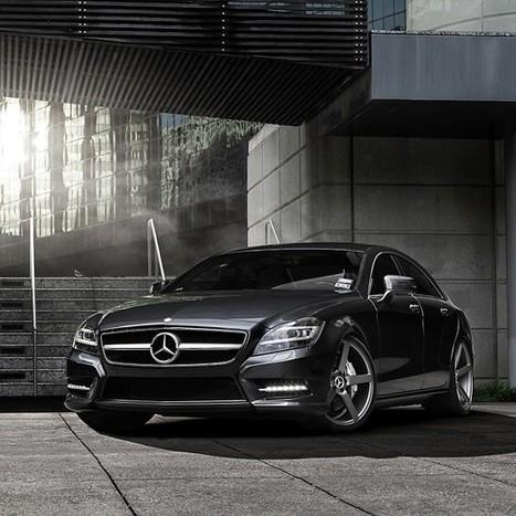 Mercedes-Benz CLS | Mercedes-Benz Picture | Scoop.it