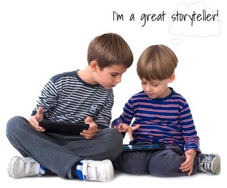 Creaza | Digital Storytelling | Scoop.it