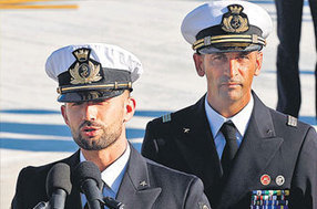 India hails diplomatic success over Italian marines' return - Hindustan Times | Criminology and Economic Theory | Scoop.it