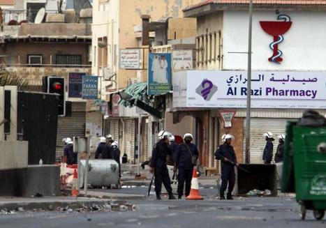 Bahrain reinforces crackdown with arrests | Coveting Freedom | Scoop.it
