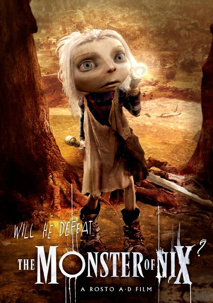 THE MONSTER OF NIX - A ROSTO A.D FILM | AnimatedLife | Scoop.it