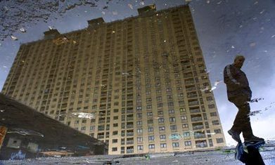 Red Road flats refugees face 'wasteland' after 2014 Games demolition | News Scotland | Scoop.it