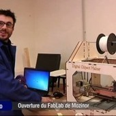 Ouverture du Fab Lab de Mozinor | Fab(rication)Lab(oratories) | Scoop.it